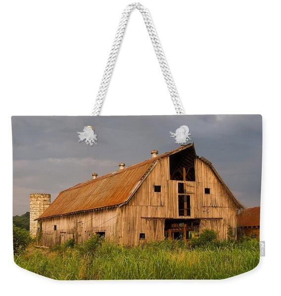 What Happened To The American Dream Weekender Tote Bag