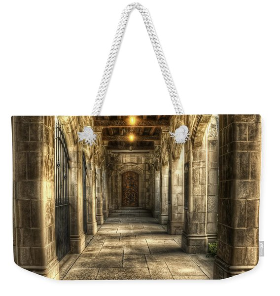 What Lies Beyond Weekender Tote Bag