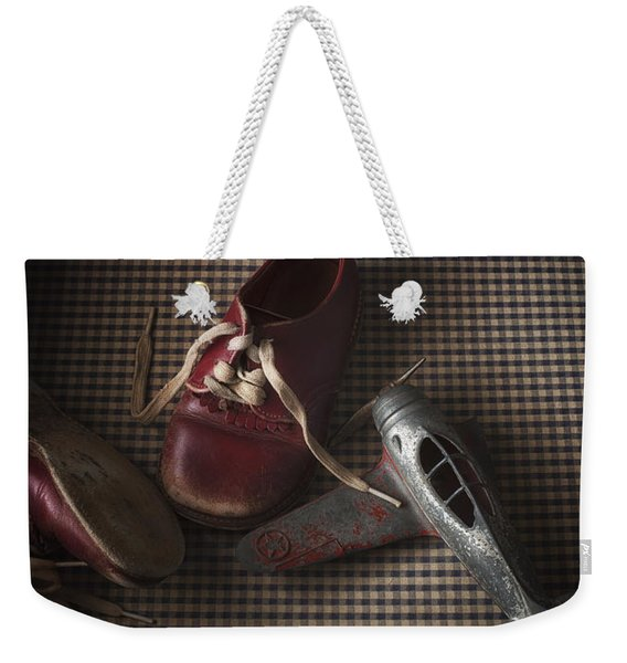 What Little Boys Are Made Of... Weekender Tote Bag