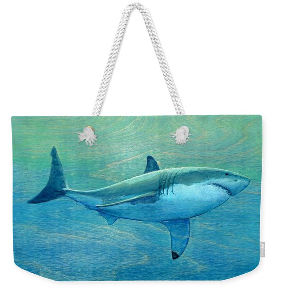 What Lurks Below Weekender Tote Bag