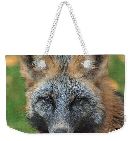 What The Fox Said Weekender Tote Bag