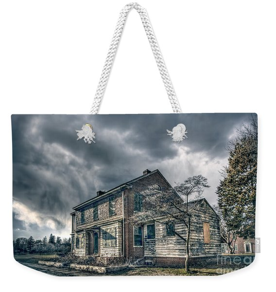 When No One Cares Weekender Tote Bag