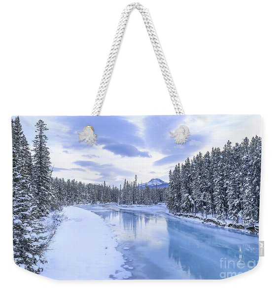 When The Trees Were Silenced Weekender Tote Bag