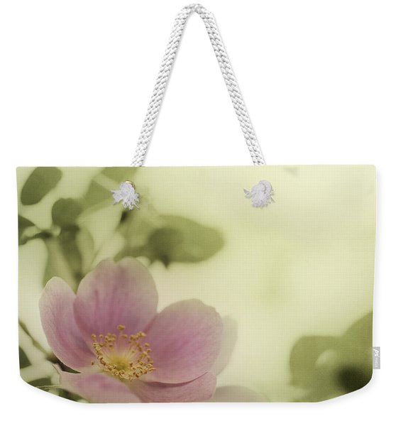 Where The Wild Roses Grow Weekender Tote Bag