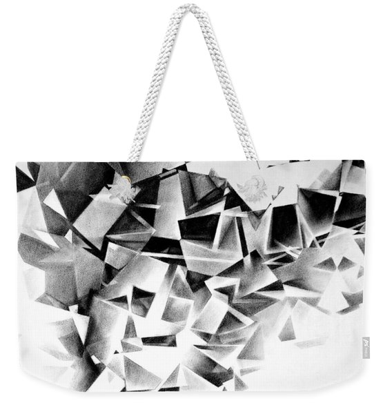 Whirlstructure I Weekender Tote Bag