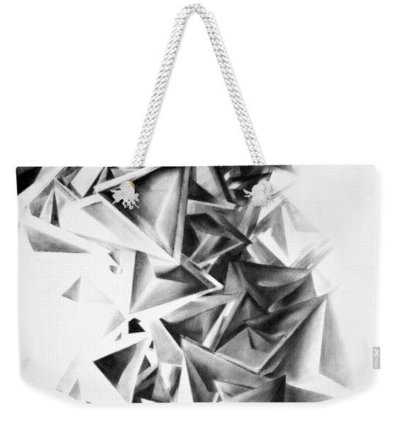 Whirlstructure II Weekender Tote Bag