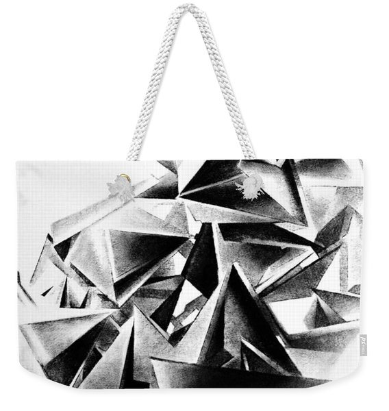 Whirlstructure IIi Weekender Tote Bag