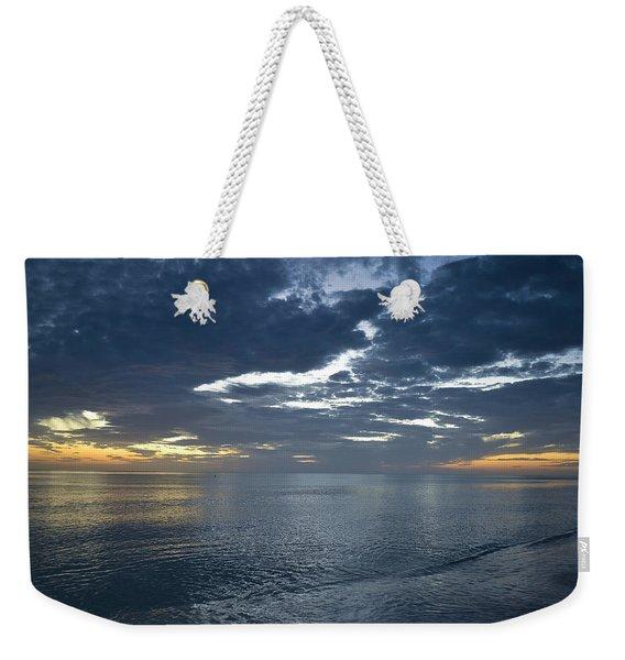 Whispers At Sunset Weekender Tote Bag