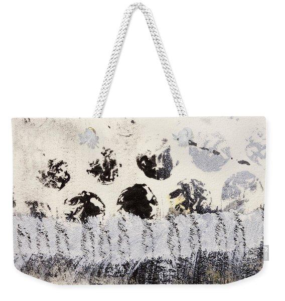 Whispers Weekender Tote Bag