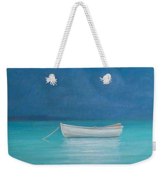 White Boat Kilifi  Weekender Tote Bag