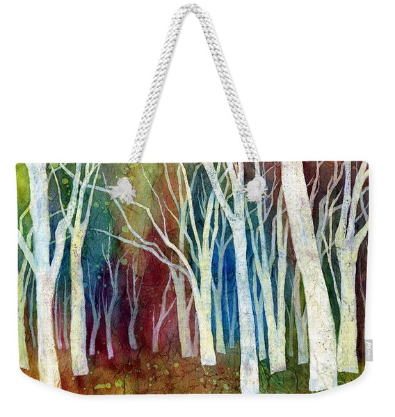 White Forest I Weekender Tote Bag