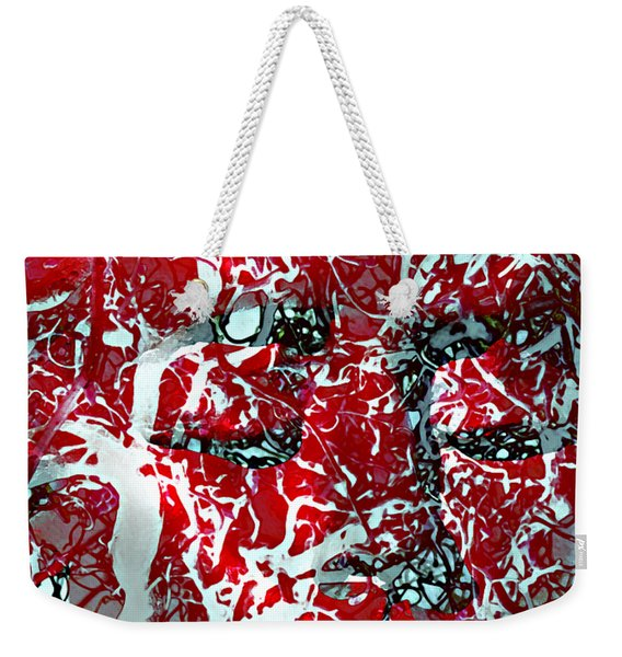 Who Can Fathom Her Weekender Tote Bag