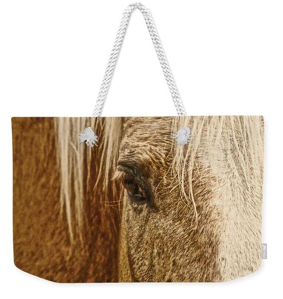 Wickenburg's Palomino Gold Weekender Tote Bag