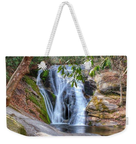 Widows Creek Falls Weekender Tote Bag