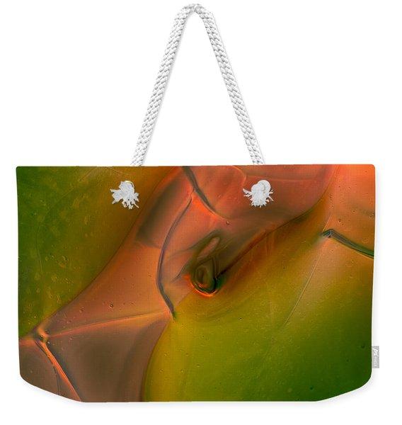 Wild Eyes Weekender Tote Bag