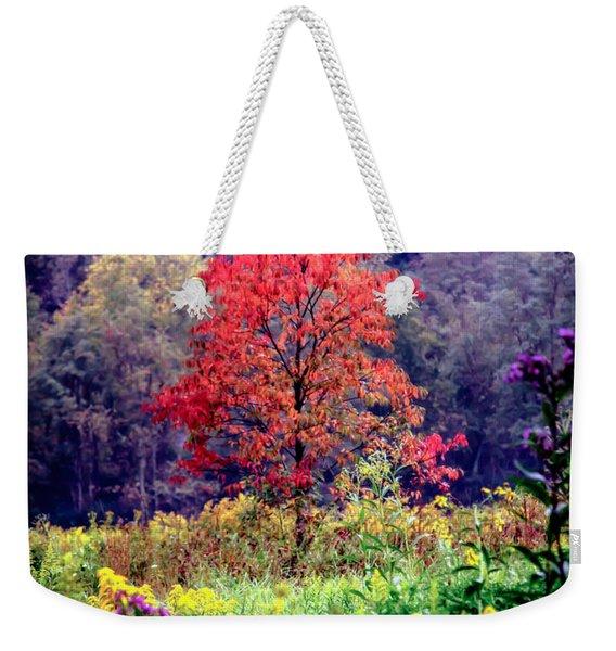 Wildwood Flowers Weekender Tote Bag