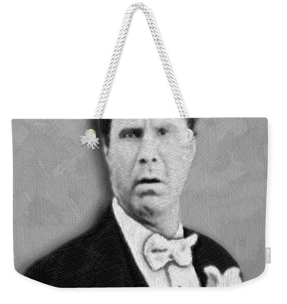 Will Ferrell Old School  Weekender Tote Bag