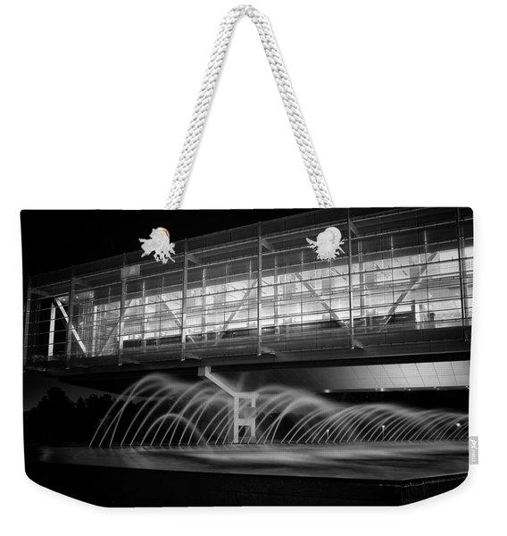 William J. Clinton Presidential Library Weekender Tote Bag