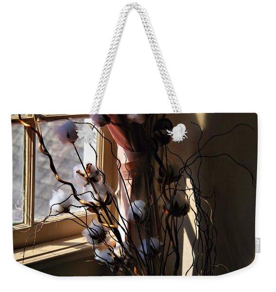 Willow And Cotton Weekender Tote Bag