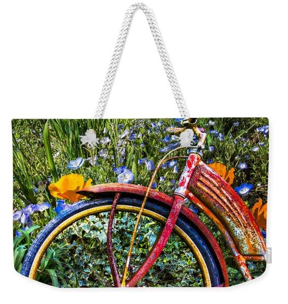 Wind At Your Back Weekender Tote Bag