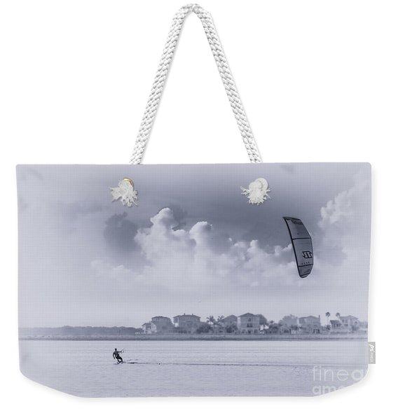 Wind Beneath My Wing Weekender Tote Bag