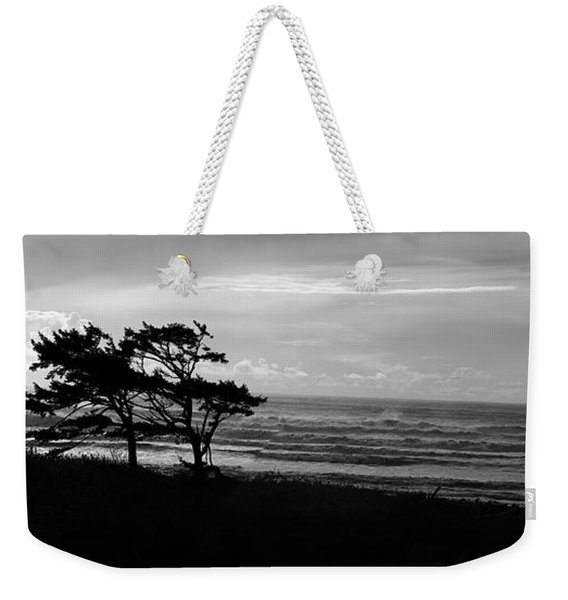 Windblown Weekender Tote Bag