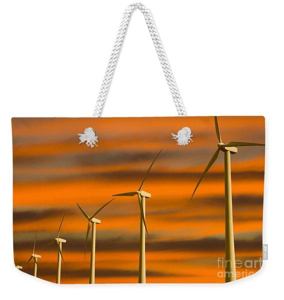 Windmill Farm Weekender Tote Bag