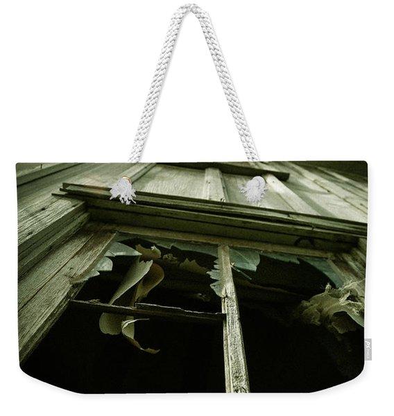 Window Tales Weekender Tote Bag