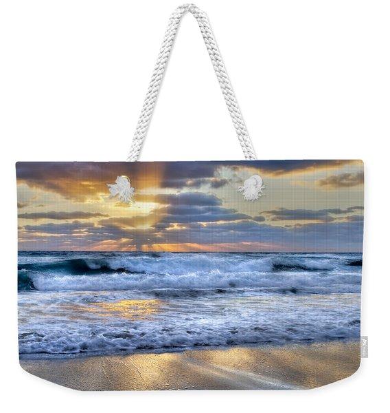 Window To Heaven Weekender Tote Bag