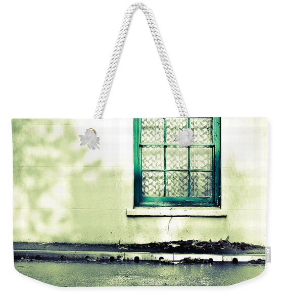 Window Weekender Tote Bag