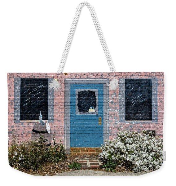 Window With No View Weekender Tote Bag