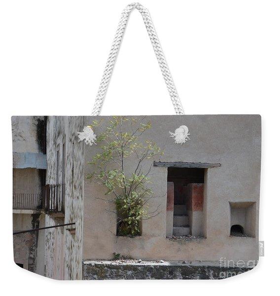 Windowbox Wonder Weekender Tote Bag