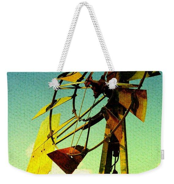 Winds Of Change Weekender Tote Bag