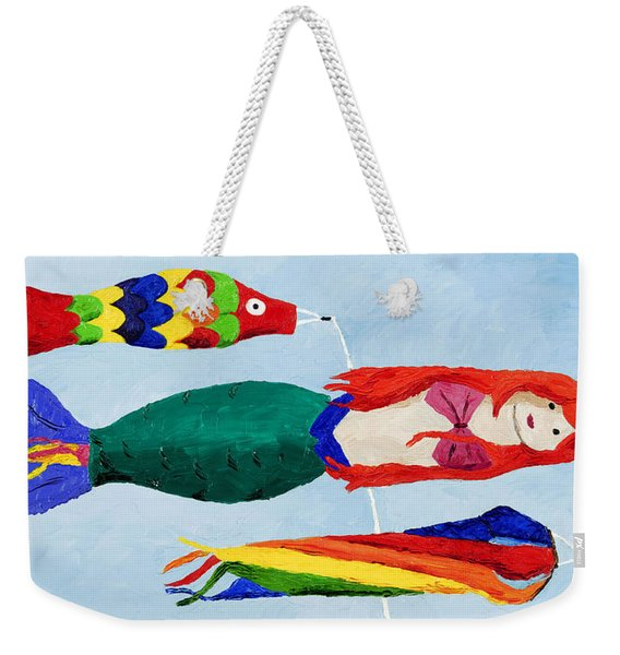 Windsocks Weekender Tote Bag