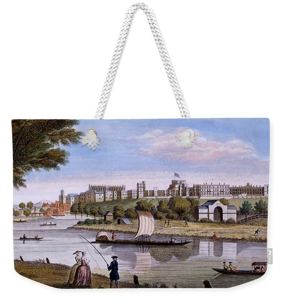 Windsor Castle From Across The Thames Weekender Tote Bag