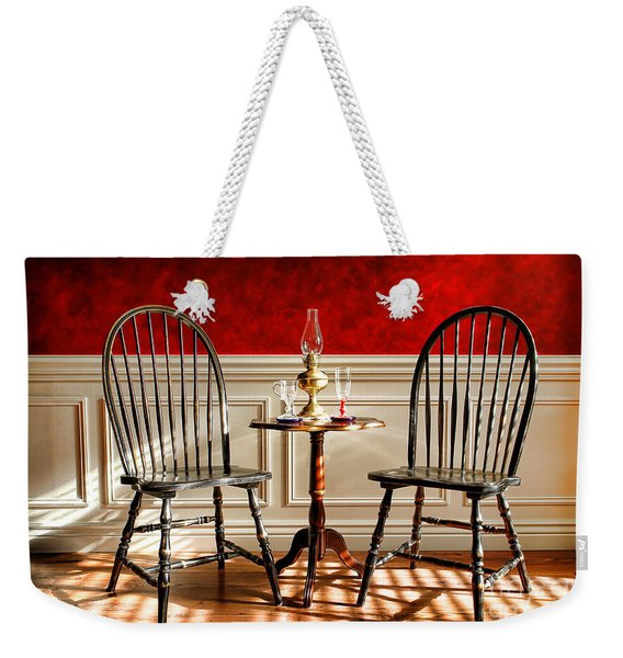 Windsor Chairs Weekender Tote Bag