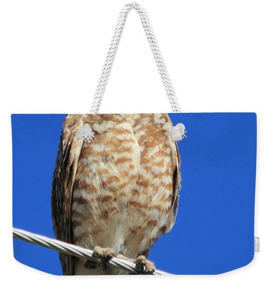 Wink Weekender Tote Bag