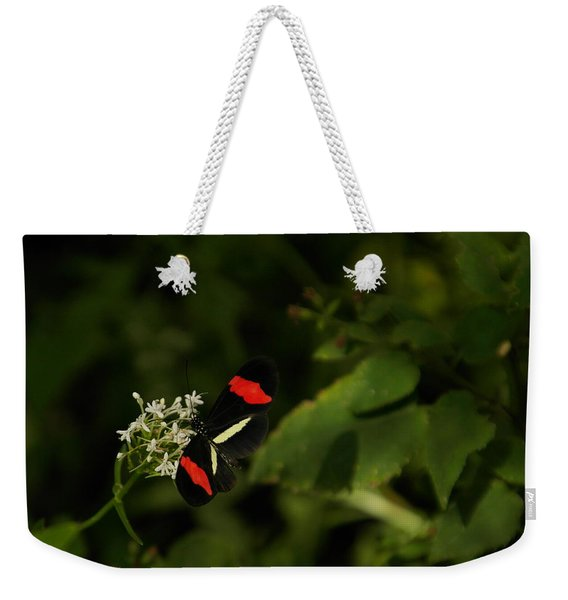 With Wings Spread Weekender Tote Bag