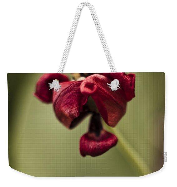 Withered Tulip Weekender Tote Bag