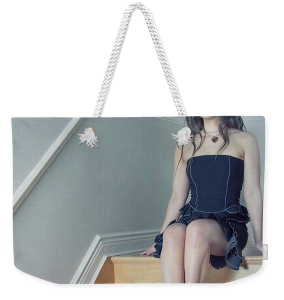 Within My Heart Weekender Tote Bag