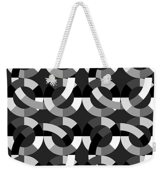 Without Colors  Weekender Tote Bag