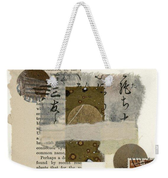 Wondered At Weekender Tote Bag