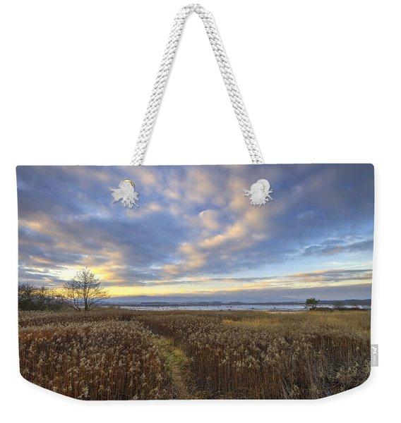 Wonderful Sunset Weekender Tote Bag