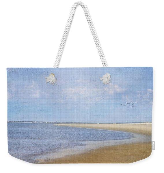 Wonderful World Weekender Tote Bag