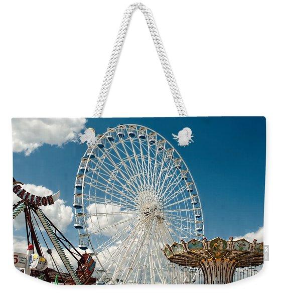 Wonderland Fun Weekender Tote Bag