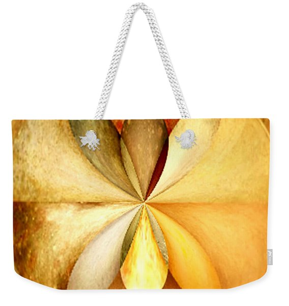 Wood Study 01 Weekender Tote Bag