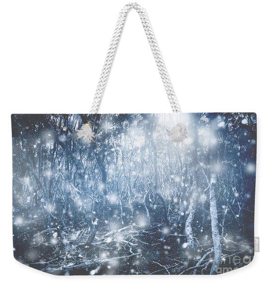 Woodland Wonderland Weekender Tote Bag