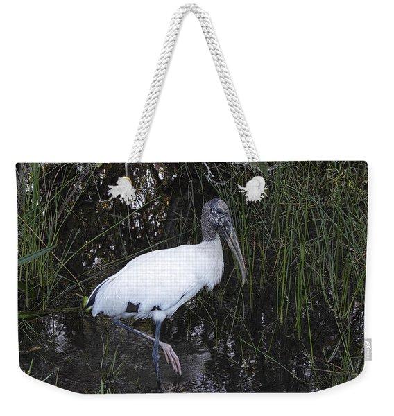 Woodstork Weekender Tote Bag
