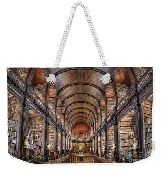World Of Books Weekender Tote Bag