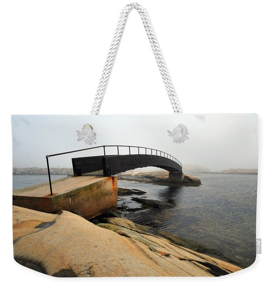 World's End 3 Weekender Tote Bag